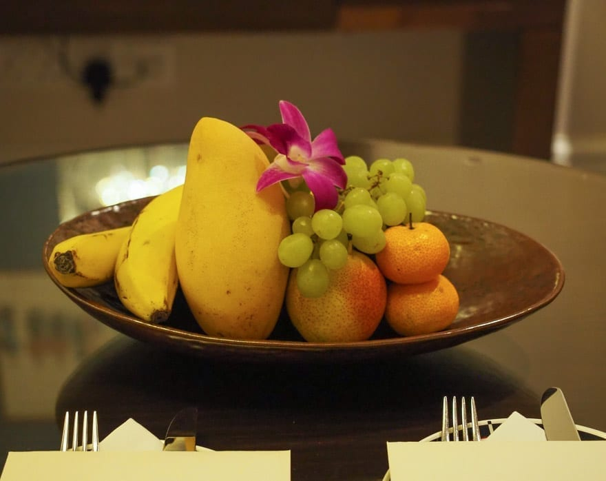 FS Singapore exec suite 36 - REVIEW - Four Seasons Singapore: Executive Suite