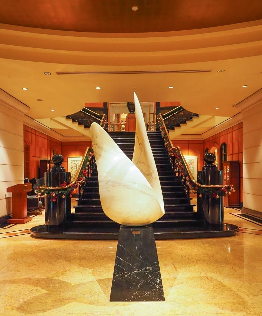 FS Singapore exec suite 4 - REVIEW - Four Seasons Singapore: Executive Suite