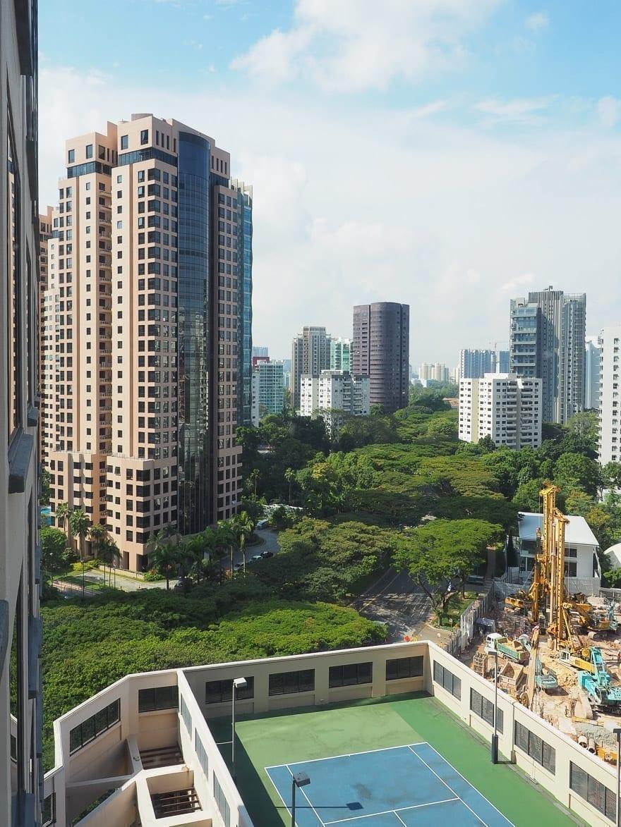 FS Singapore exec suite 50 - REVIEW - Four Seasons Singapore: Executive Suite