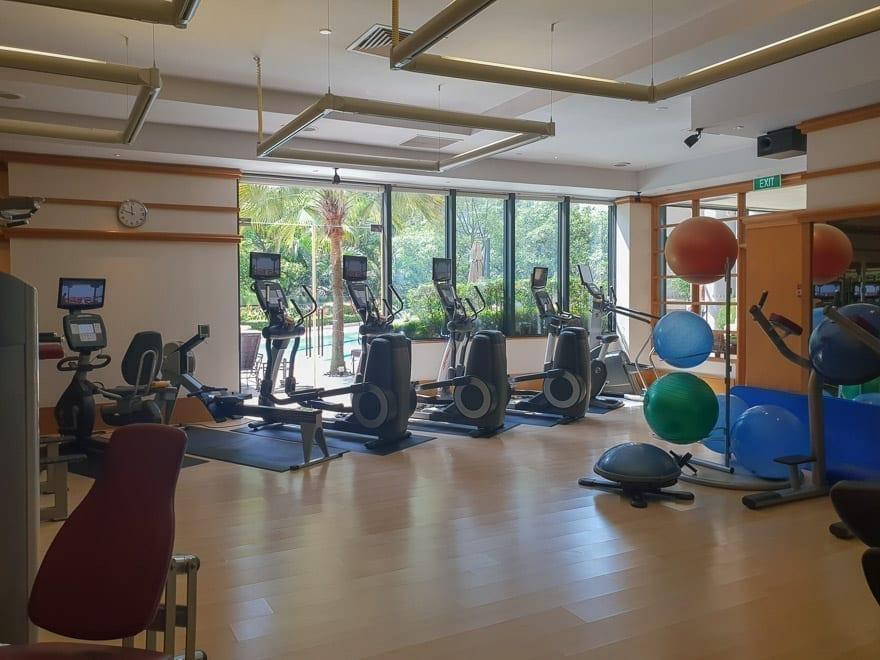 FS Singapore exec suite 58 - REVIEW - Four Seasons Singapore: Executive Suite