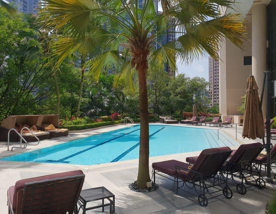 FS Singapore exec suite 59 - REVIEW - Four Seasons Singapore: Executive Suite