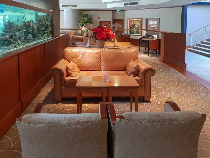 FS Singapore exec suite 61 - REVIEW - Four Seasons Singapore: Executive Suite