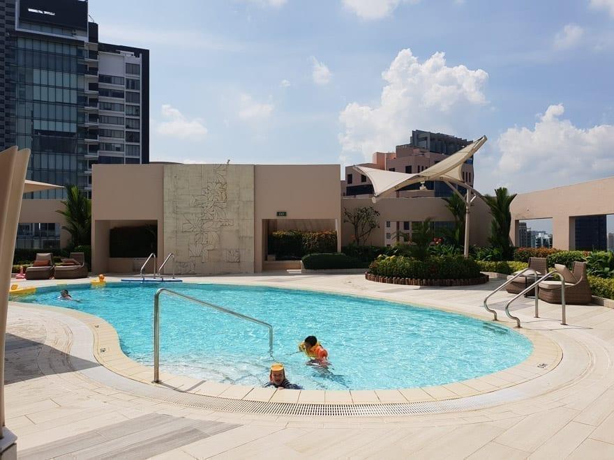 FS Singapore exec suite 64 - REVIEW - Four Seasons Singapore: Executive Suite