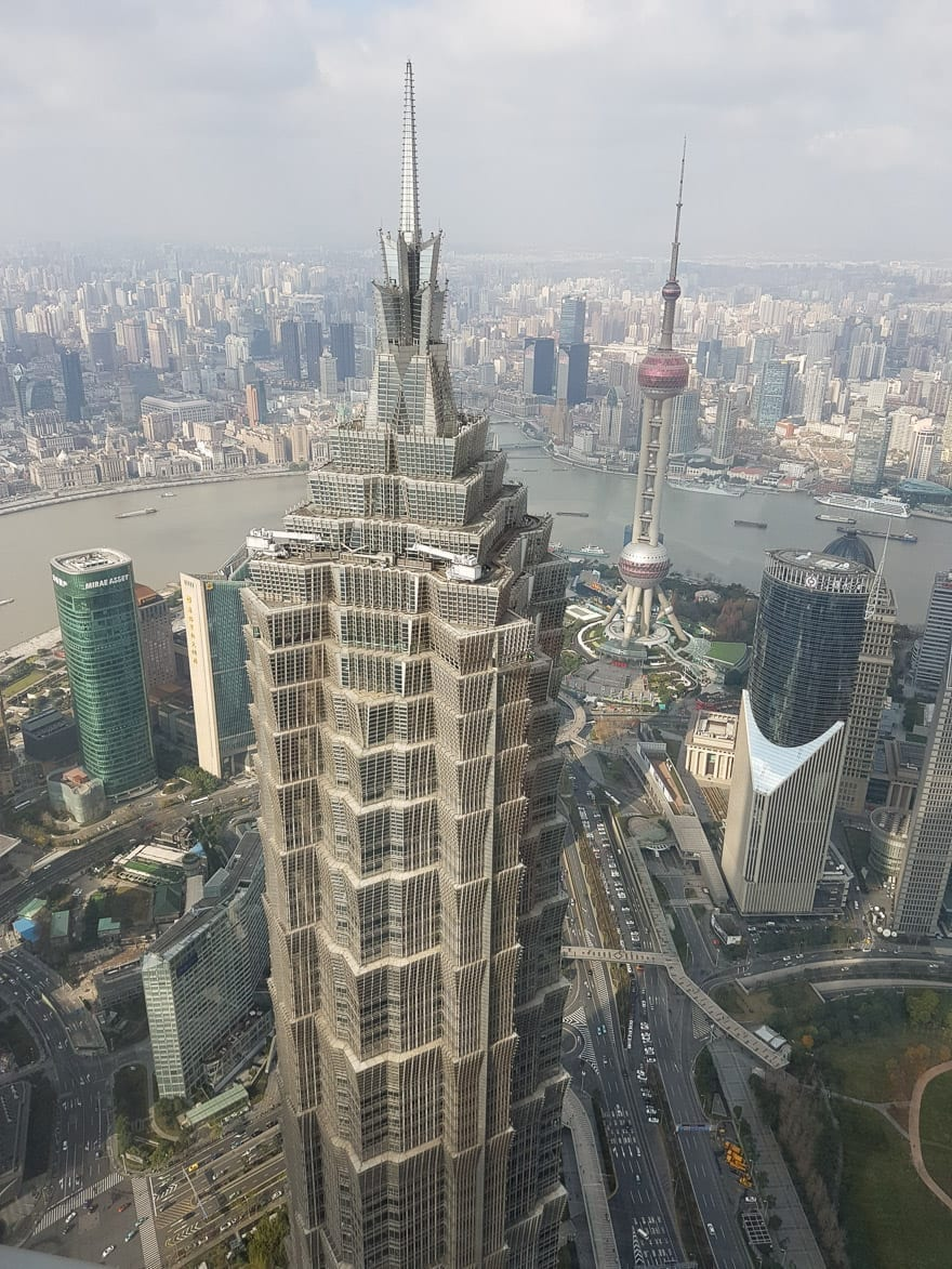 PH shanghai 112 - REVIEW - Park Hyatt Shanghai : Park Suite