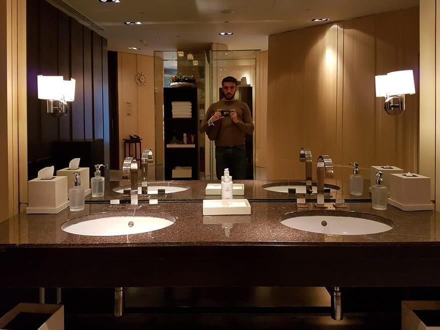 PH shanghai 120 - REVIEW - Park Hyatt Shanghai : Park Suite