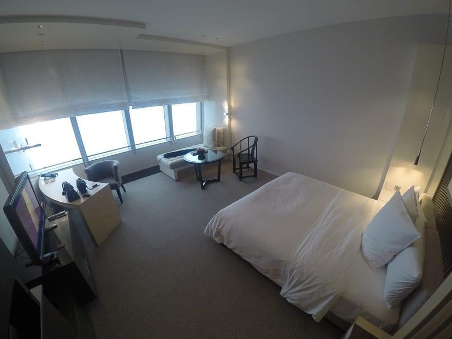 PH shanghai 17 - REVIEW - Park Hyatt Shanghai : Park Suite
