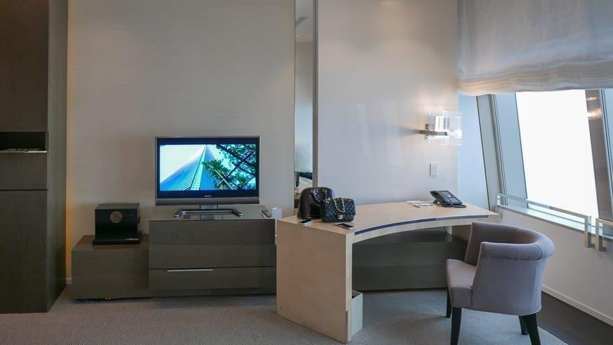 PH shanghai 42 - REVIEW - Park Hyatt Shanghai : Park Suite