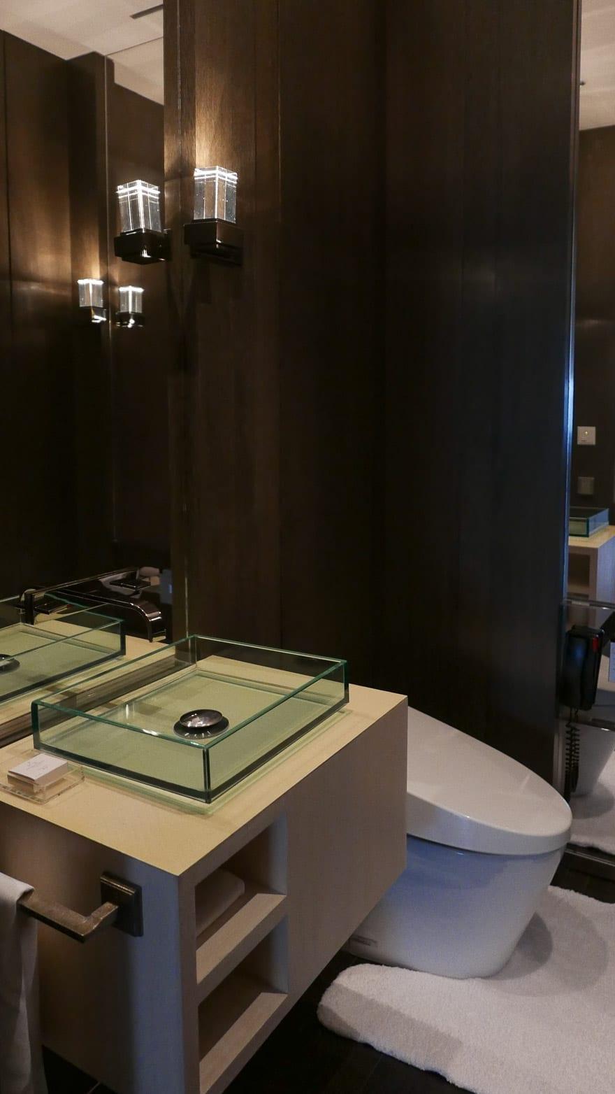 PH shanghai 46 - REVIEW - Park Hyatt Shanghai : Park Suite