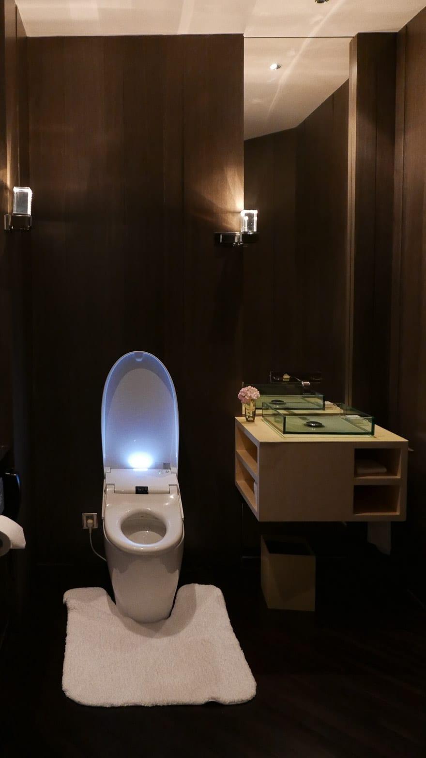 PH shanghai 48 - REVIEW - Park Hyatt Shanghai : Park Suite