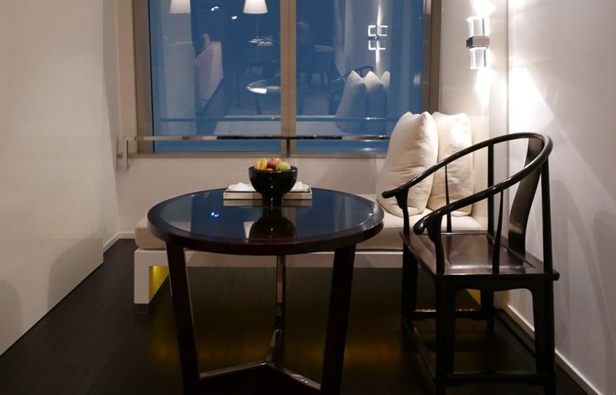 PH shanghai 50 - REVIEW - Park Hyatt Shanghai : Park Suite