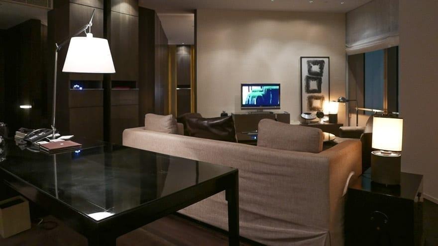 PH shanghai 51 - REVIEW - Park Hyatt Shanghai : Park Suite