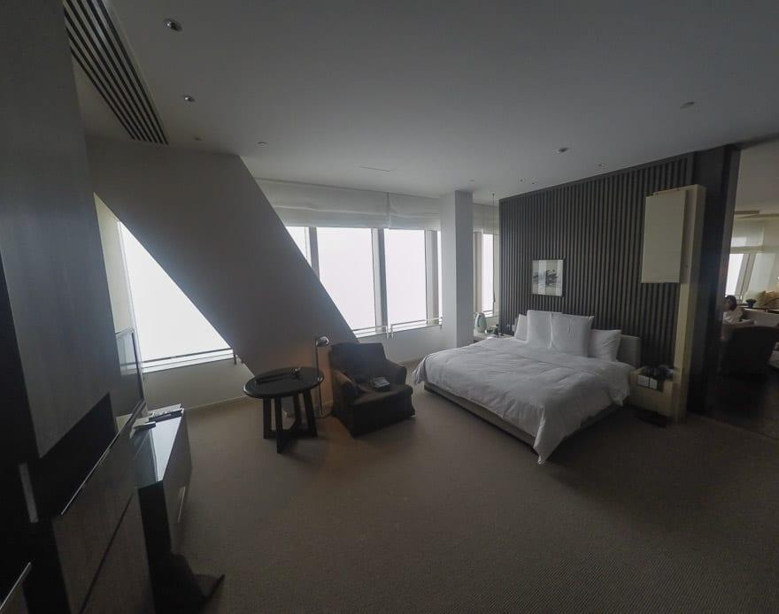 PH shanghai 58 - REVIEW - Park Hyatt Shanghai : Park Suite