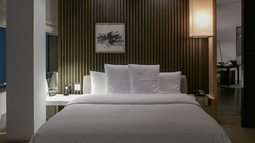 PH shanghai 59 - REVIEW - Park Hyatt Shanghai : Park Suite