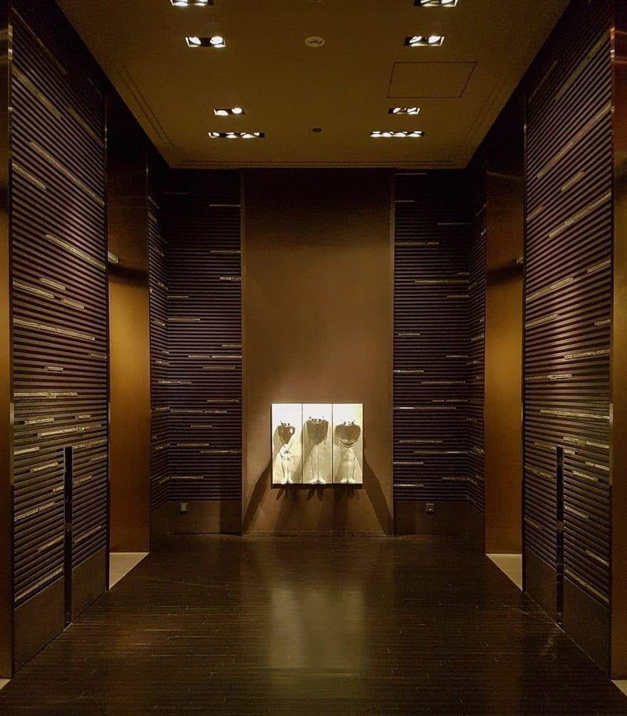 PH shanghai 8 - REVIEW - Park Hyatt Shanghai : Park Suite