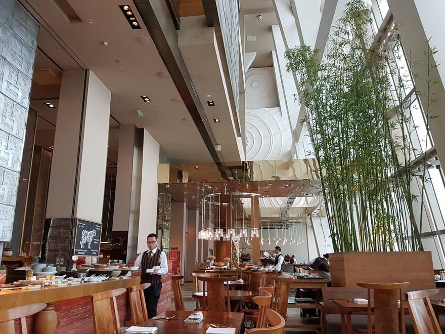 PH shanghai 88 - REVIEW - Park Hyatt Shanghai : Park Suite