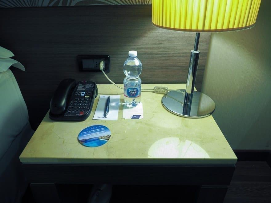 Sheraton MXP 15 - REVIEW - Sheraton Milan Airport MXP : Junior Suite