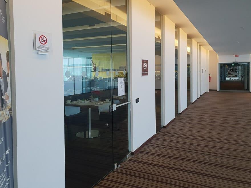 Sheraton MXP 33 - REVIEW - Sheraton Milan Airport MXP : Junior Suite