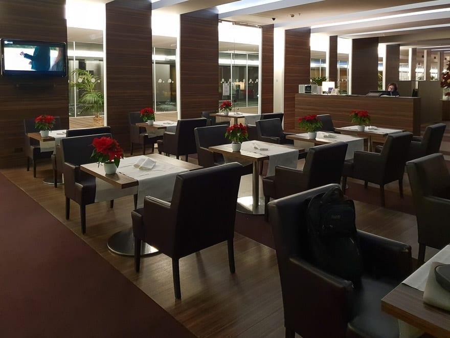 Sheraton MXP 38 - REVIEW - Sheraton Milan Airport MXP : Junior Suite