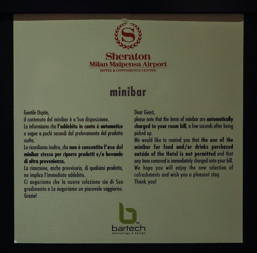 Sheraton MXP 8 - REVIEW - Sheraton Milan Airport MXP : Junior Suite