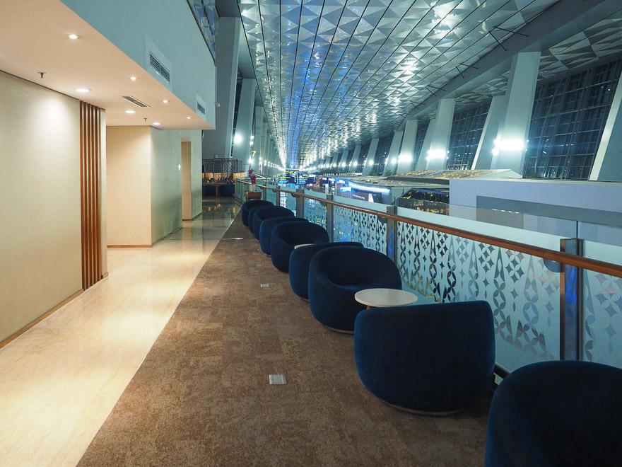 GA J lounge CGK 27 - REVIEW - Garuda Indonesia : Business Class Lounge - Jakarta (CGK-T3)