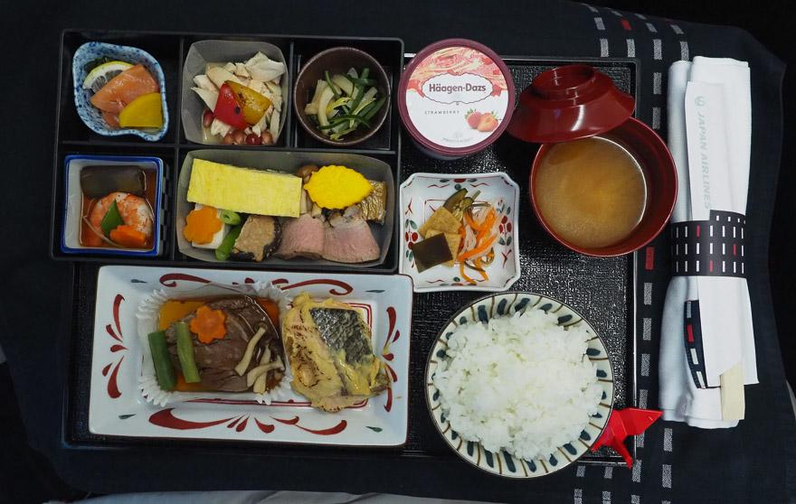 JL J sky suite III 31 - REVIEW - JAL : Business Class - B789 (Sky Suite III) - Jakarta (CGK) to Tokyo (NRT)