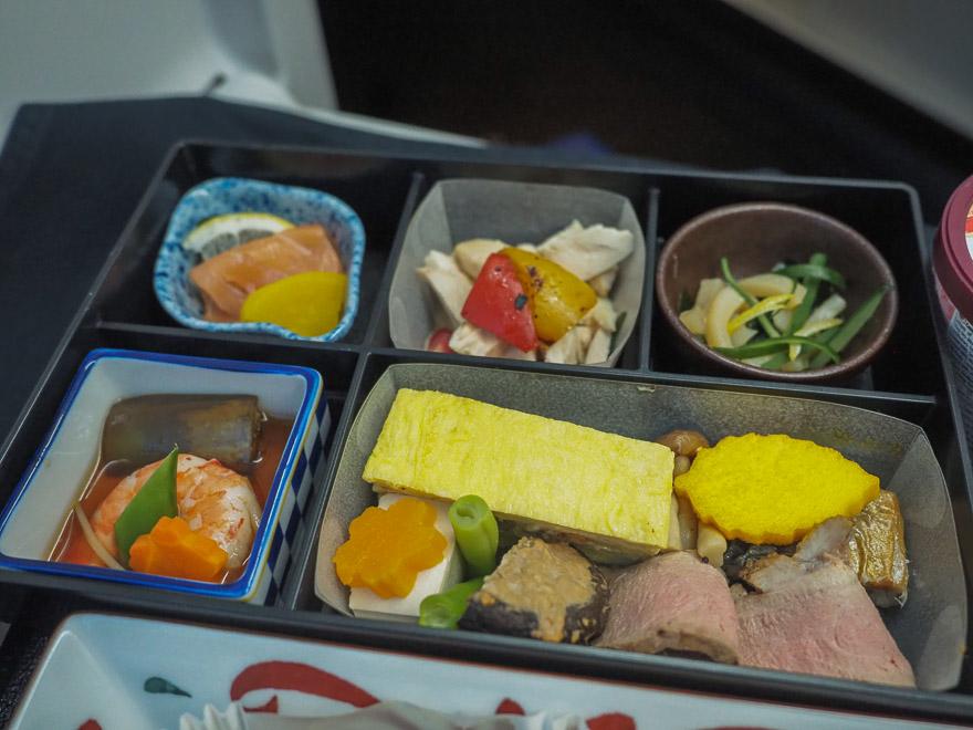 JL J sky suite III 33 - REVIEW - JAL : Business Class - B789 (Sky Suite III) - Jakarta (CGK) to Tokyo (NRT)