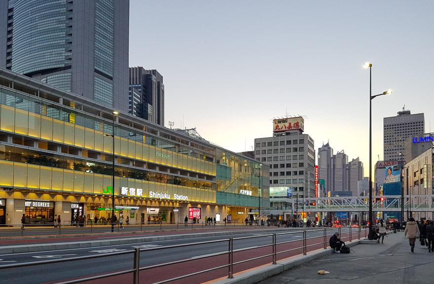 PH Tokyo suite 1 - REVIEW - Park Hyatt Tokyo : Park Suite (NYE Stay)