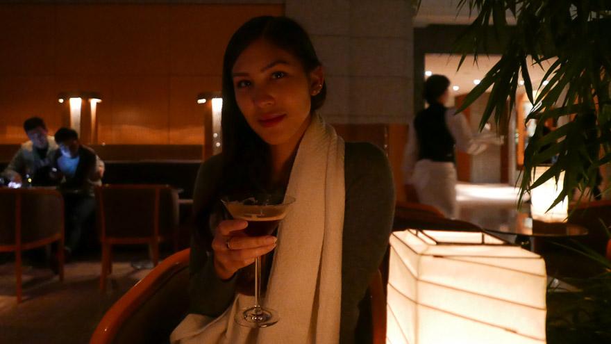 PH Tokyo suite 100 - REVIEW - Park Hyatt Tokyo : Park Suite (NYE Stay)