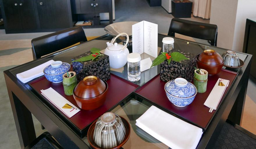 PH Tokyo suite 119 - REVIEW - Park Hyatt Tokyo : Park Suite (NYE Stay)