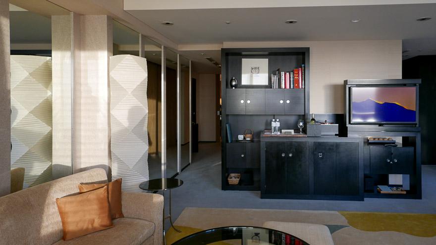 PH Tokyo suite 26 - REVIEW - Park Hyatt Tokyo : Park Suite (NYE Stay)