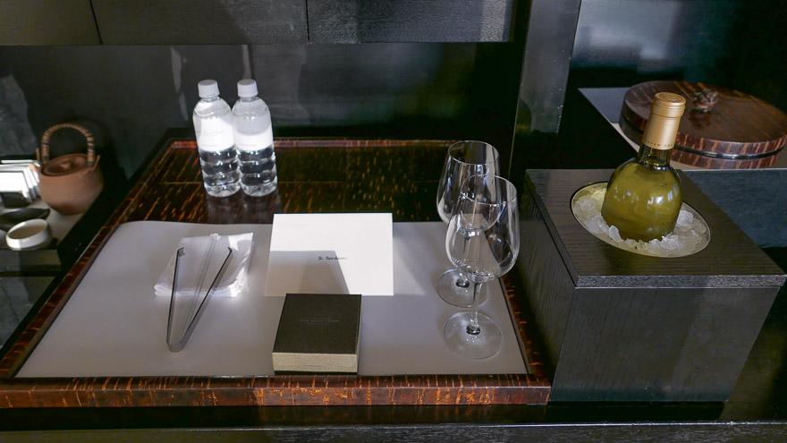 PH Tokyo suite 34 - REVIEW - Park Hyatt Tokyo : Park Suite (NYE Stay)