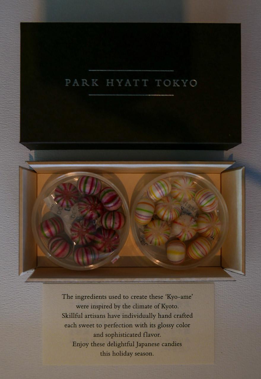 PH Tokyo suite 45 - REVIEW - Park Hyatt Tokyo : Park Suite (NYE Stay)