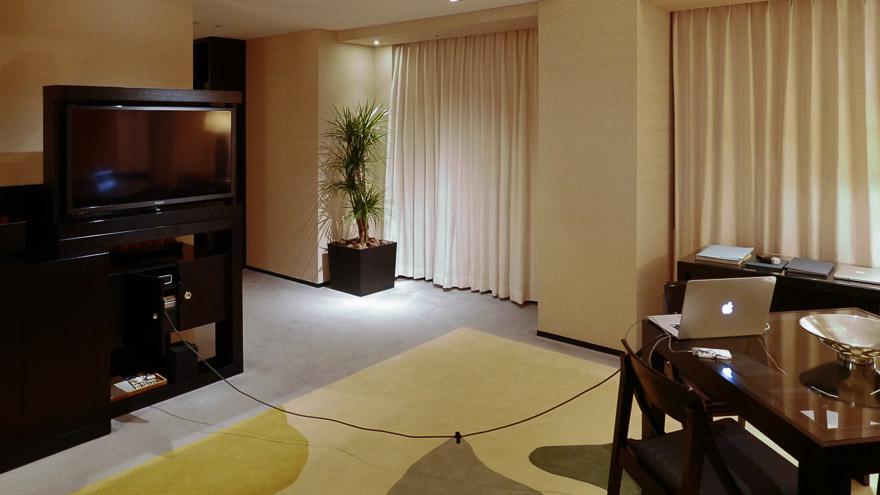 PH Tokyo suite 47 - REVIEW - Park Hyatt Tokyo : Park Suite (NYE Stay)