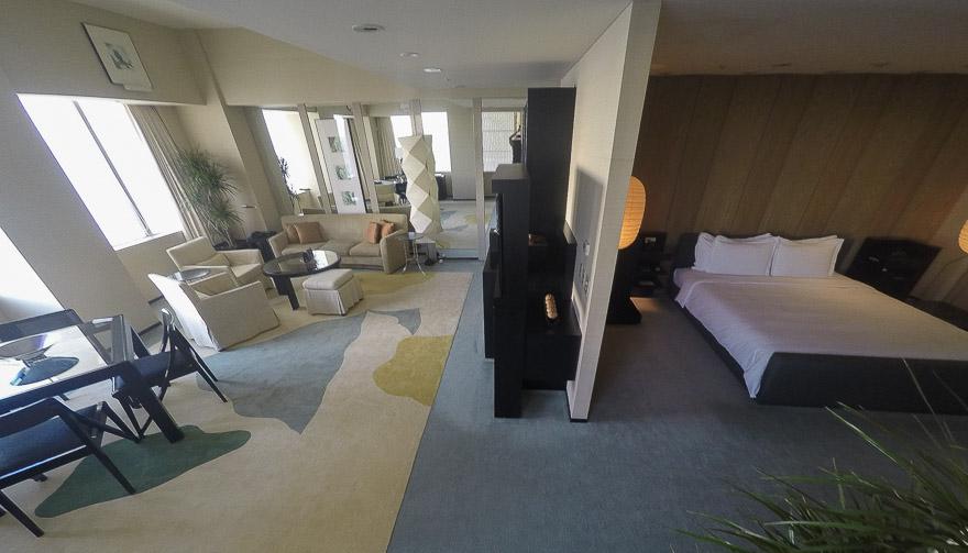 PH Tokyo suite 48 - REVIEW - Park Hyatt Tokyo : Park Suite (NYE Stay)