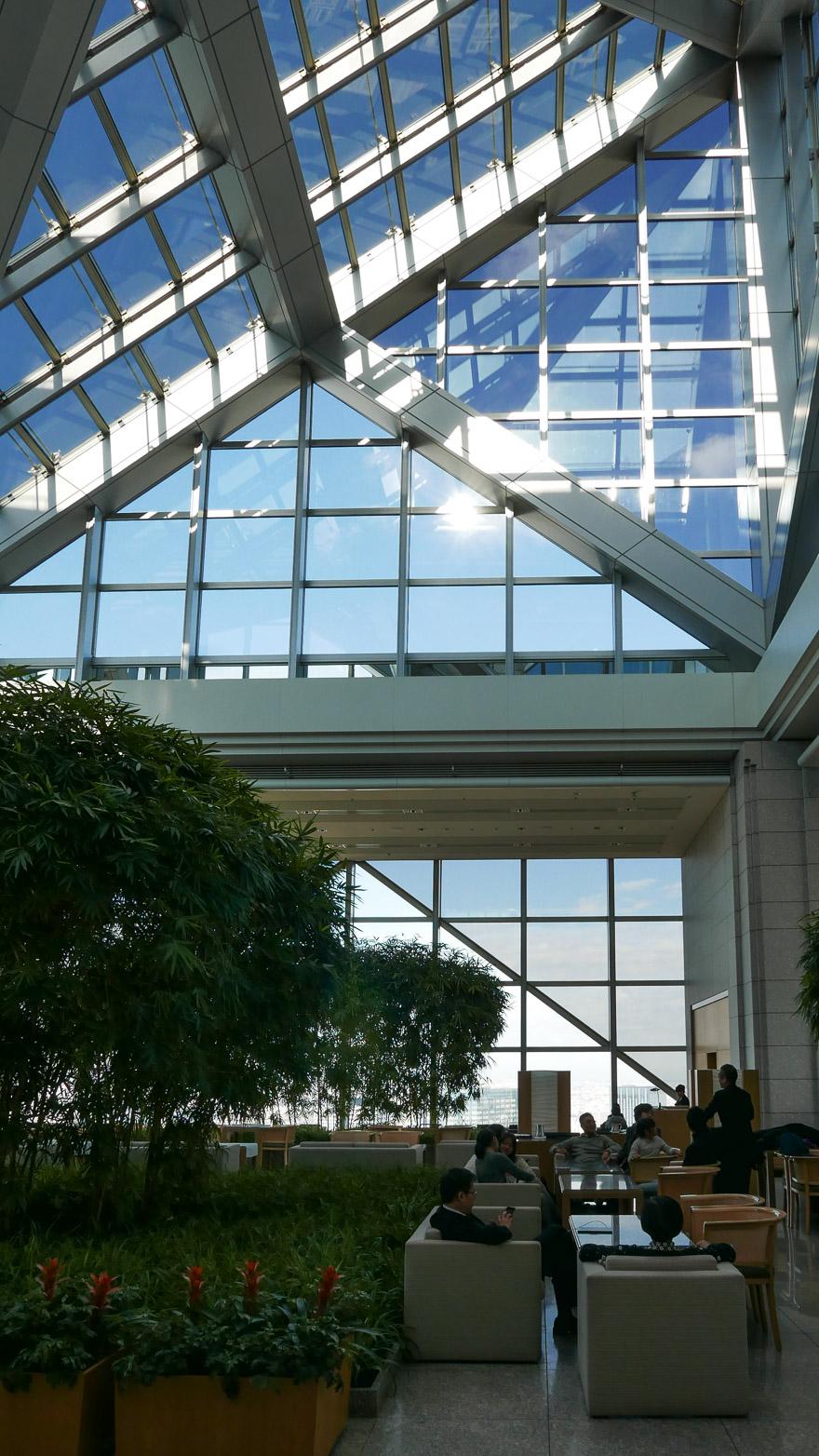 PH Tokyo suite 5 - REVIEW - Park Hyatt Tokyo : Park Suite (NYE Stay)
