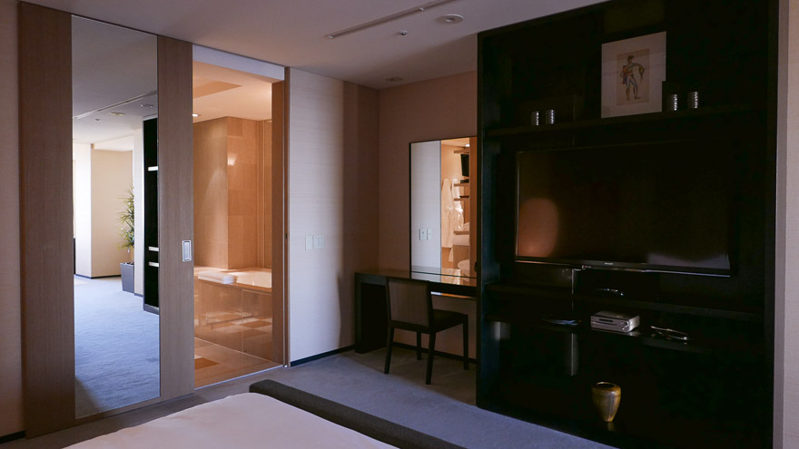PH Tokyo suite 50 - REVIEW - Park Hyatt Tokyo : Park Suite (NYE Stay)