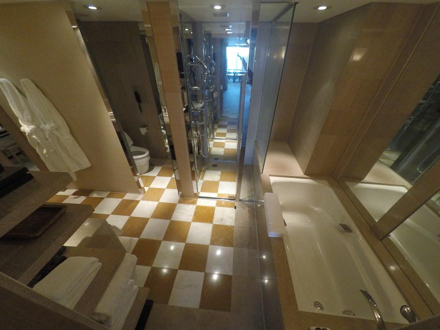 PH Tokyo suite 60 - REVIEW - Park Hyatt Tokyo : Park Suite (NYE Stay)
