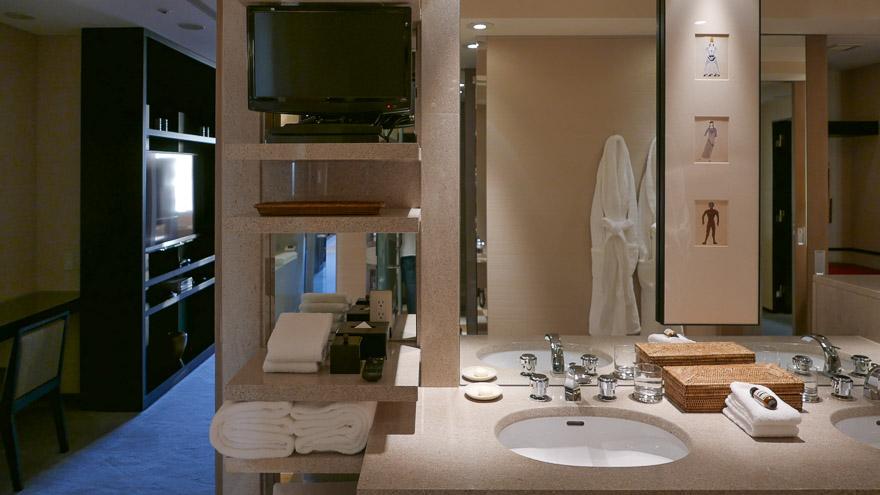 PH Tokyo suite 67 - REVIEW - Park Hyatt Tokyo : Park Suite (NYE Stay)