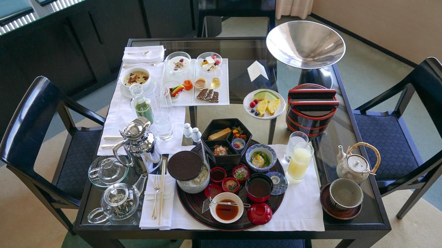PH Tokyo suite 84 - REVIEW - Park Hyatt Tokyo : Park Suite (NYE Stay)