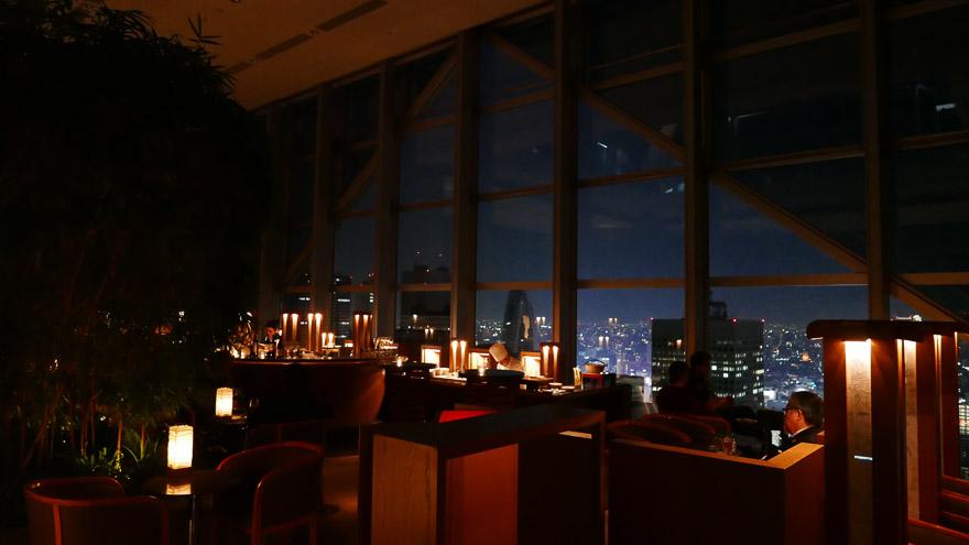 PH Tokyo suite 90 - REVIEW - Park Hyatt Tokyo : Park Suite (NYE Stay)