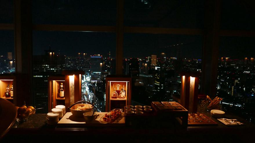 PH Tokyo suite 91 - REVIEW - Park Hyatt Tokyo : Park Suite (NYE Stay)