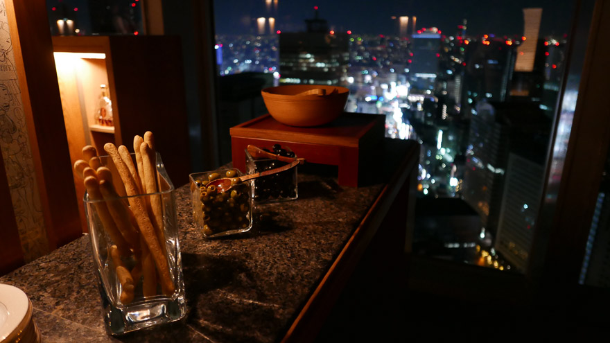 PH Tokyo suite 97 - REVIEW - Park Hyatt Tokyo : Park Suite (NYE Stay)