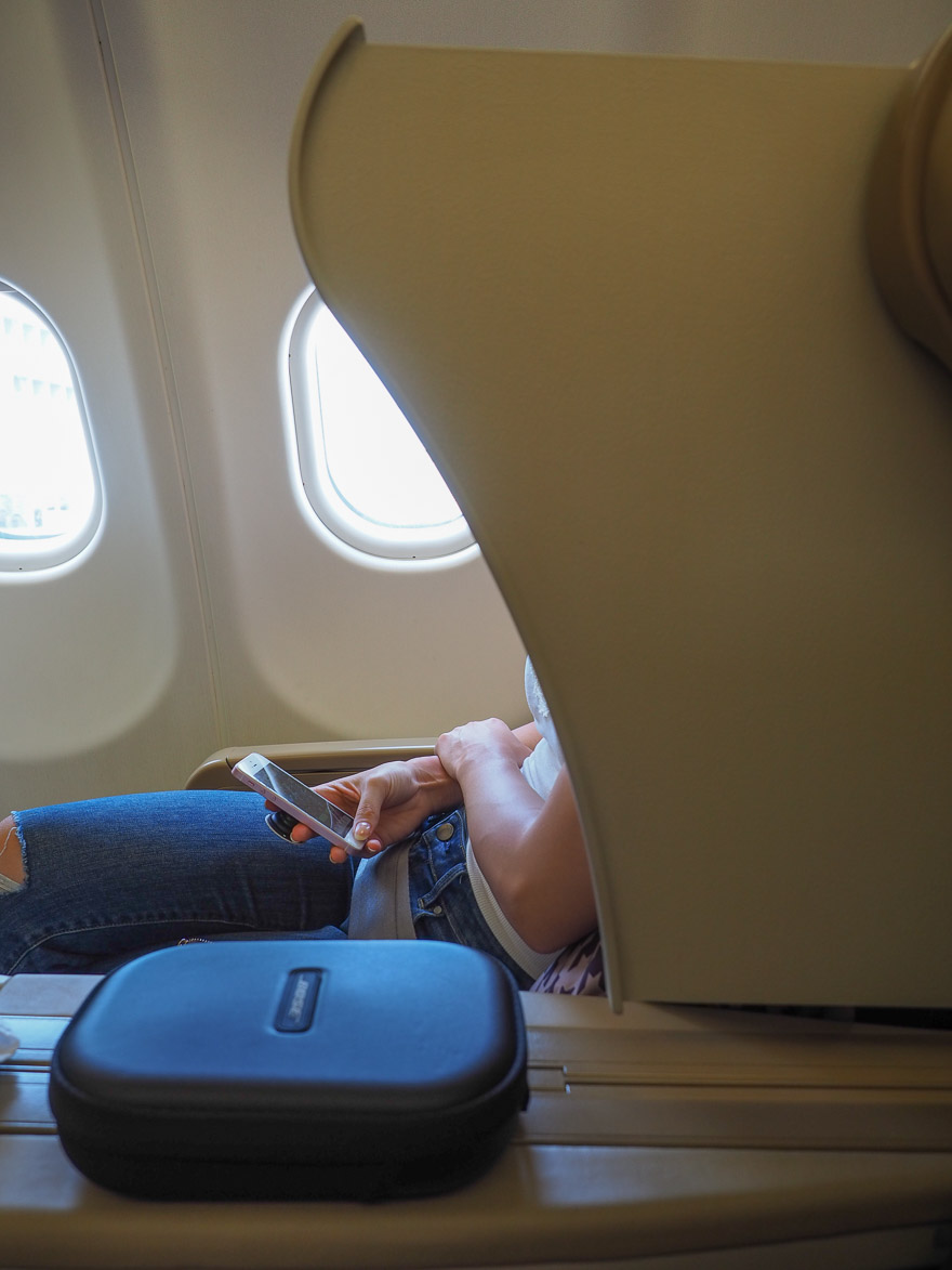 SQ A330 J 19 - REVIEW - Singapore Airlines : Business Class - A330 - Singapore (SIN) to Bali (DPS)