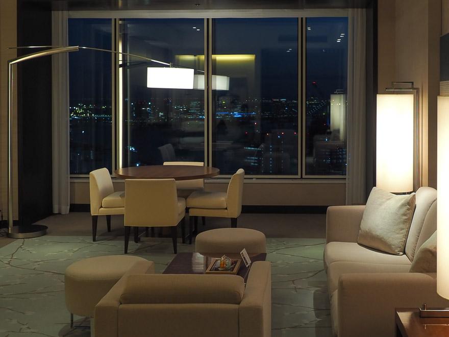 conrad tokyo corner suite bay view 12 - REVIEW - Conrad Tokyo : Two Bayview Suites & A Corner Bayview Suite