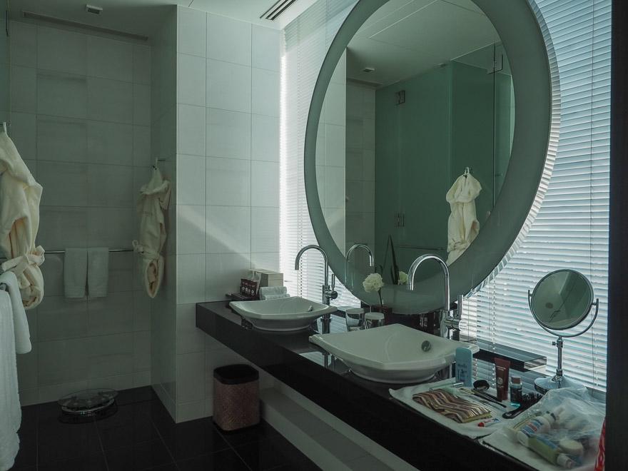conrad tokyo corner suite bay view 35 - REVIEW - Conrad Tokyo : Two Bayview Suites & A Corner Bayview Suite