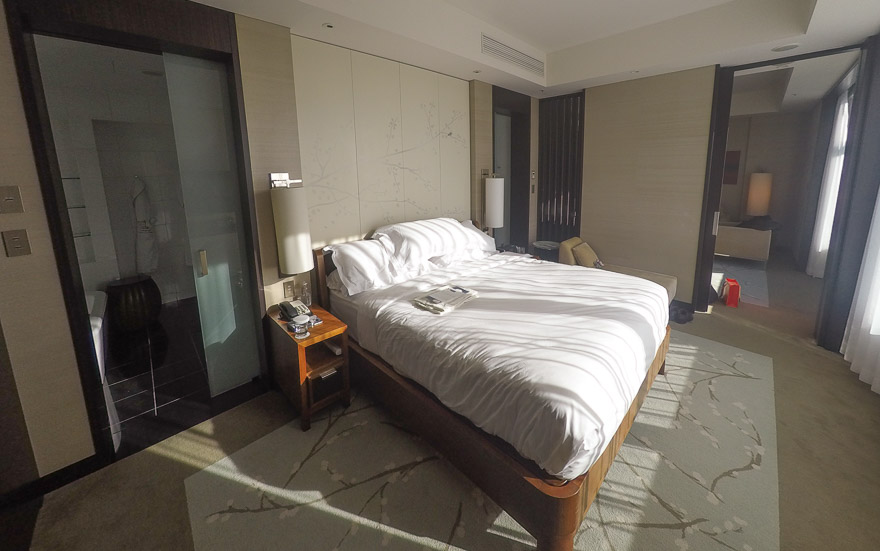 conrad tokyo king baby suite bay view 26 - REVIEW - Conrad Tokyo : Two Bayview Suites & A Corner Bayview Suite