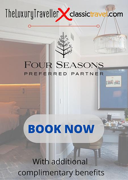 fssingbook1 1 - REVIEW - Four Seasons Singapore: Executive Suite