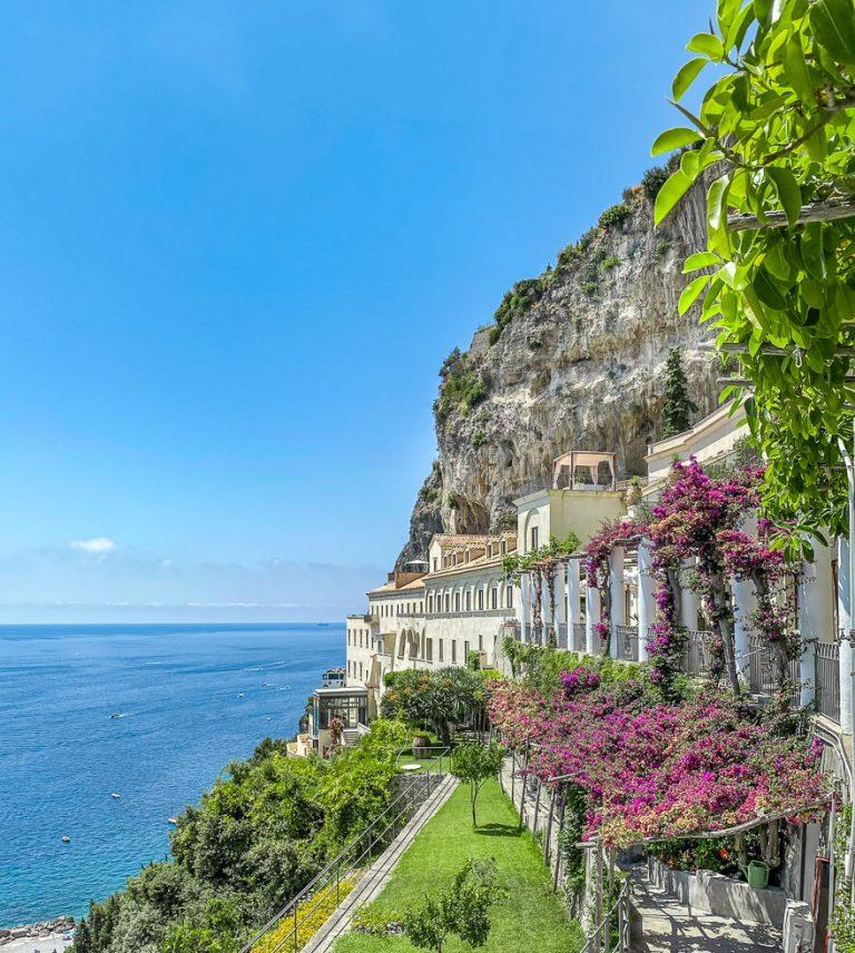 NH convento amalfi 101 768x856 - REVIEW - NH Collection Grand Hotel Convento di Amalfi : Junior Suite with Tatami bed [COVID-era]