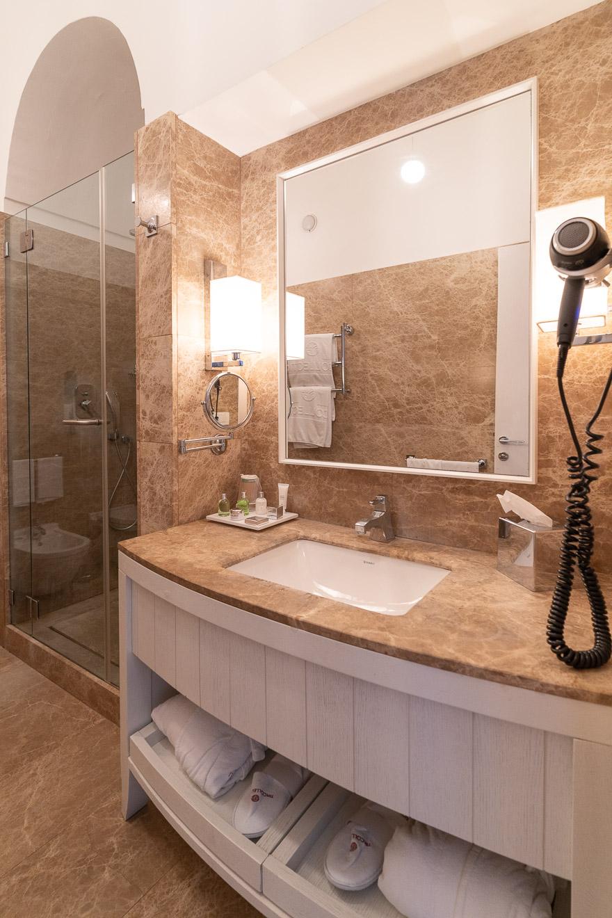 NH convento amalfi 17 - REVIEW - NH Collection Grand Hotel Convento di Amalfi : Junior Suite with Tatami bed [COVID-era]