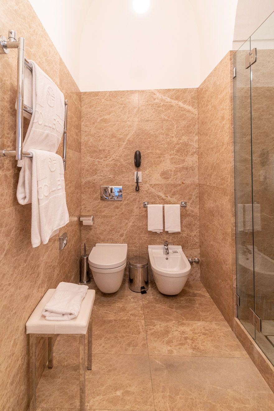 NH convento amalfi 18 - REVIEW - NH Collection Grand Hotel Convento di Amalfi : Junior Suite with Tatami bed [COVID-era]